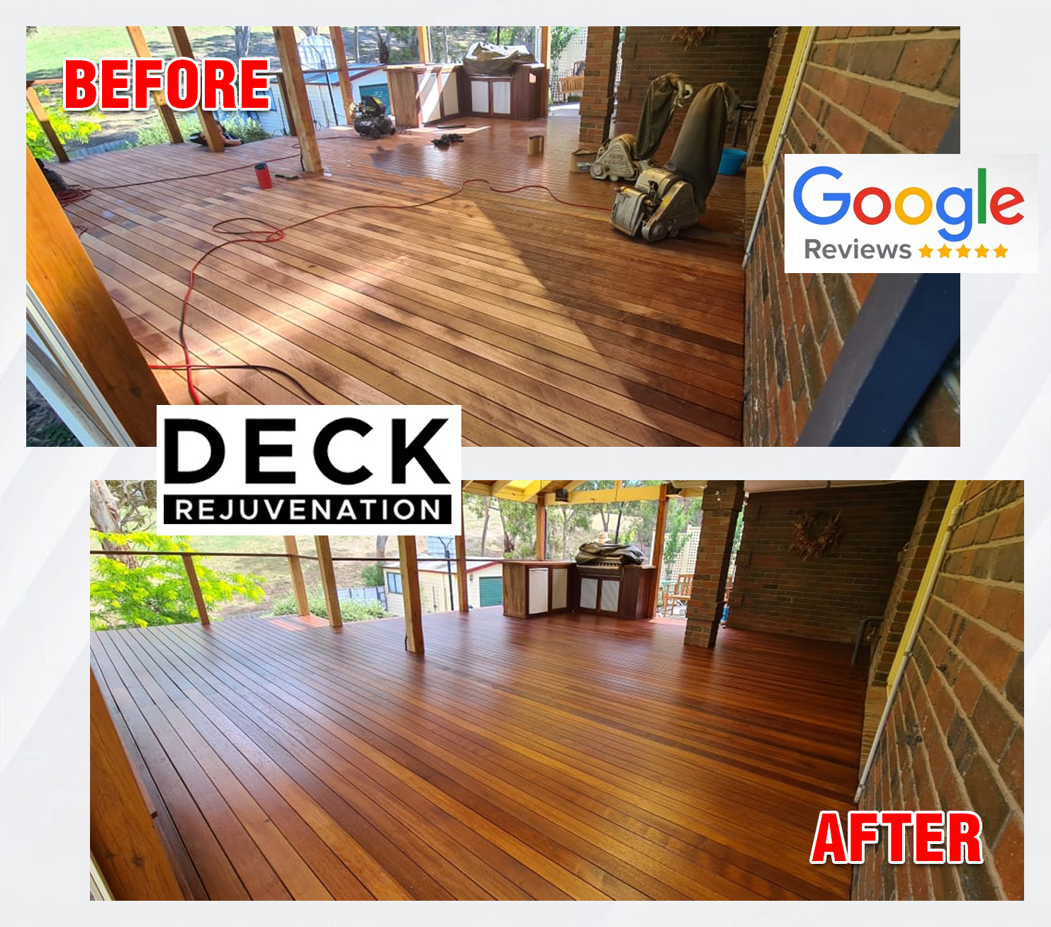 Deck Rejuvenation