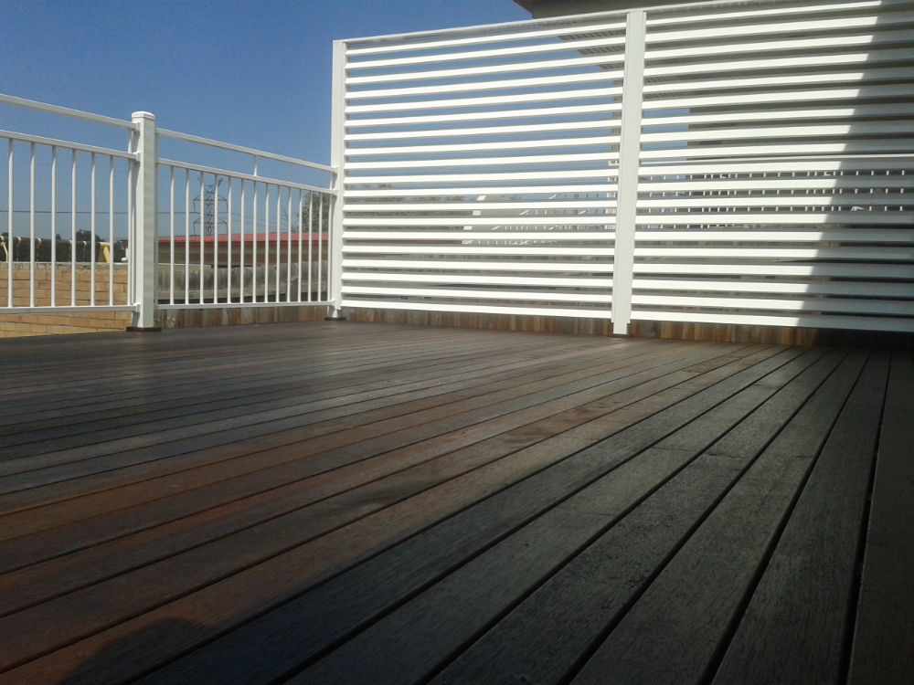 3rd Coat Of Feast Watson Wet Look Deck Part 18
